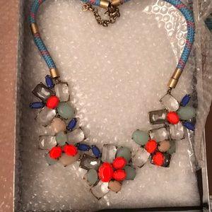 Jcrew stone mix necklace